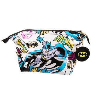 DC Comics Batman Pop Art Wash Bag