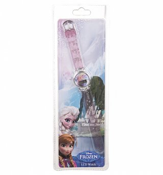 Disney Frozen Sisters Forever Digital Watch With Diamantes