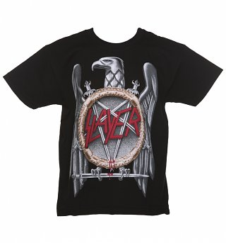 Kids Black Slayer T-Shirt
