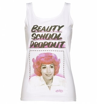 Women's Frenchie Beauty School Dropout Grease Vest
