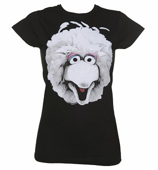 Women's Sesame Street Big Bird Face T-Shirt