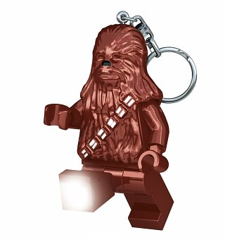 Lego Chewbacca Star Wars Key Light