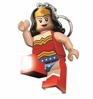 LEGO Wonder Woman DC Comics Key Light