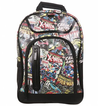 Marvel Comics Covers Backpack