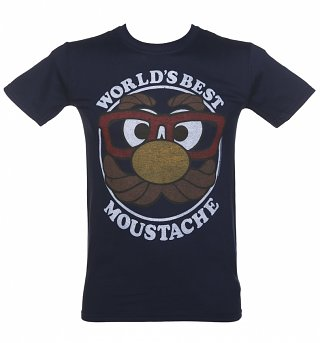 Men's Mr Potato Head World's Best Moustache T-Shirt