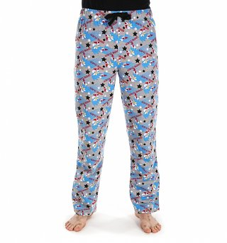 Sonic The Hedgehog Game Over Lounge Pants