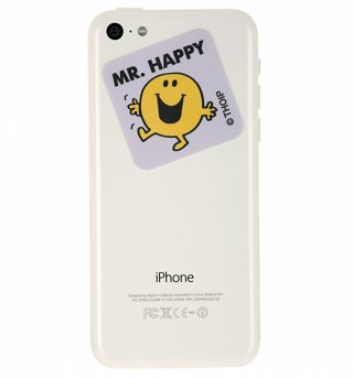 Mr Happy Smartphone Screen Cleaner from Stickems