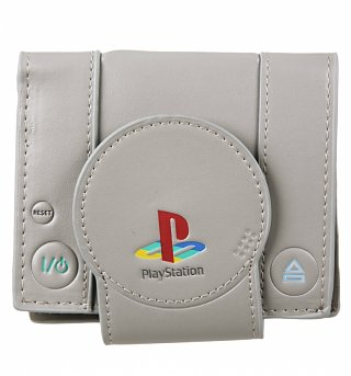 PlayStation Shaped Bi-Fold Wallet