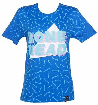 Unisex Bonehead T-Shirt from Hero and Cape