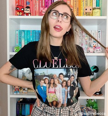 Clueless Gang Black T-Shirt